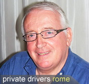 Private Drivers Rome